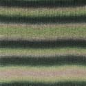 DROPS Delight Print roheline/beež 08