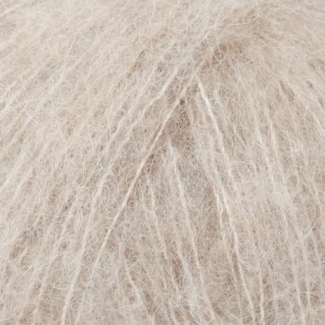 DROPS Brushed Alpaca Silk helebeež 04