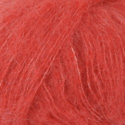 DROPS Brushed Alpaca Silk korall