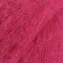 DROPS Brushed Alpaca Silk erkroosa 18