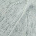 DROPS Brushed Alpaca Silk hele hallikasroheline 14