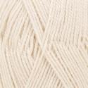 DROPS BabyAlpaca Silk naturaalvalge 0100