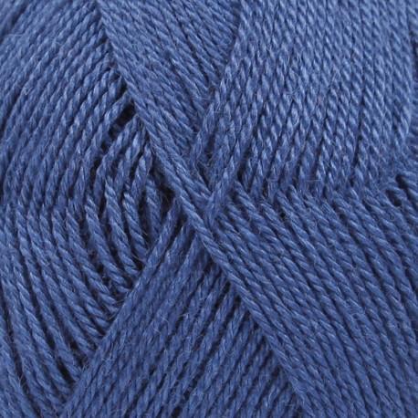 DROPS BabyAlpaca Silk mereväesinine 6935