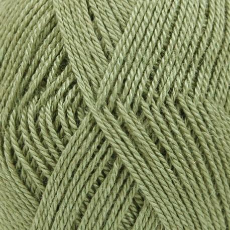 DROPS BabyAlpaca Silk roheline 7820