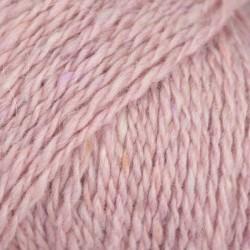 DROPS Soft Tweed maasikakreem mix 12