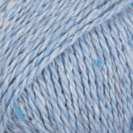 DROPS Soft Tweed akvamariin mix 11
