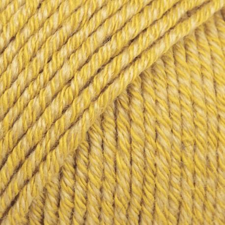 DROPS Cotton Merino sinepikollane 15