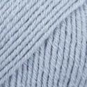 DROPS Cotton Merino jääsinine 09