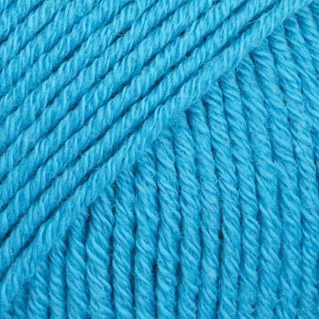DROPS Cotton Merino türkiis 24