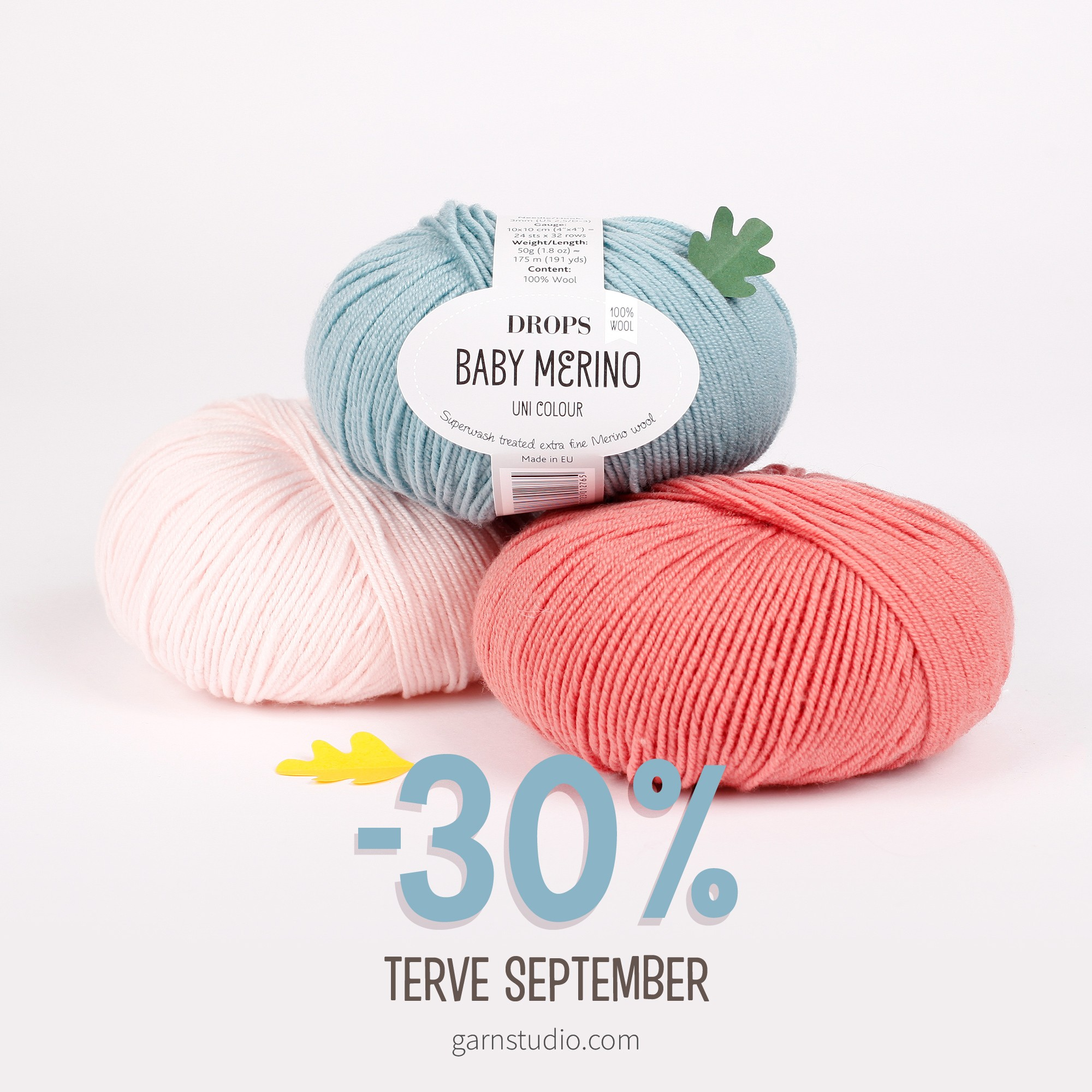 DROPS Baby Merino -30%