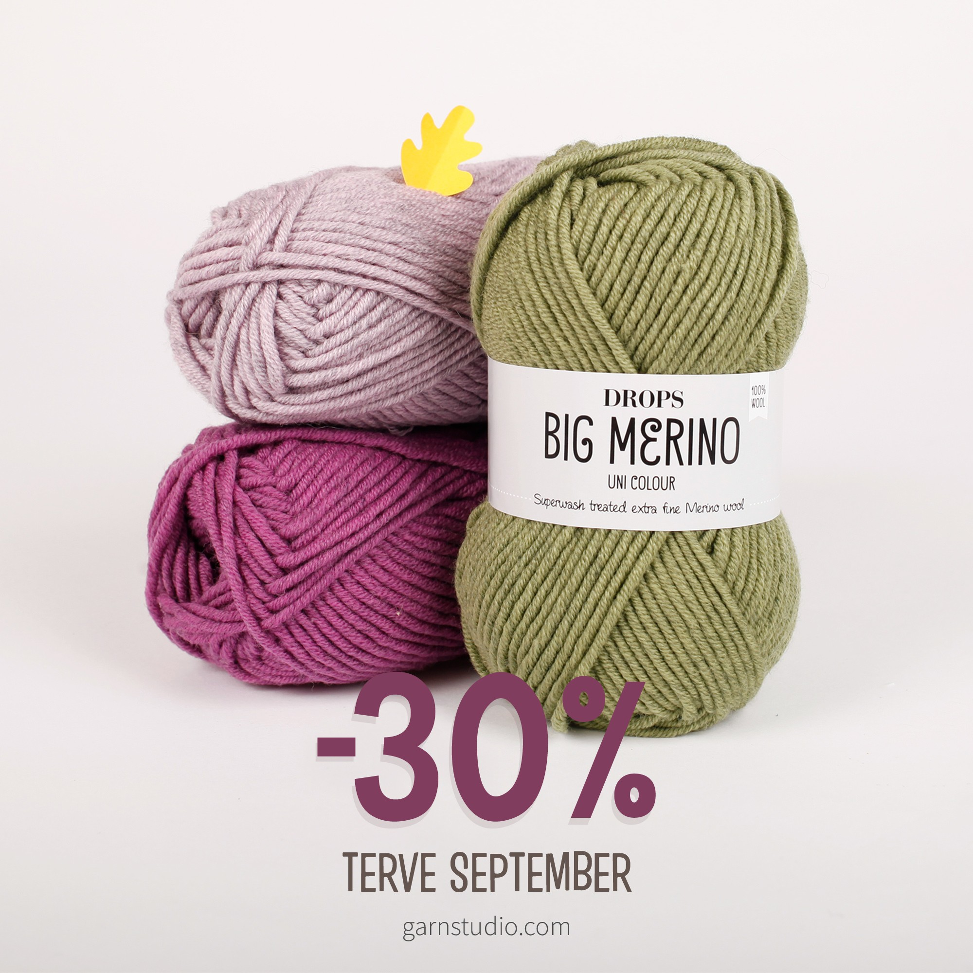 DROPS Big Merino -30%